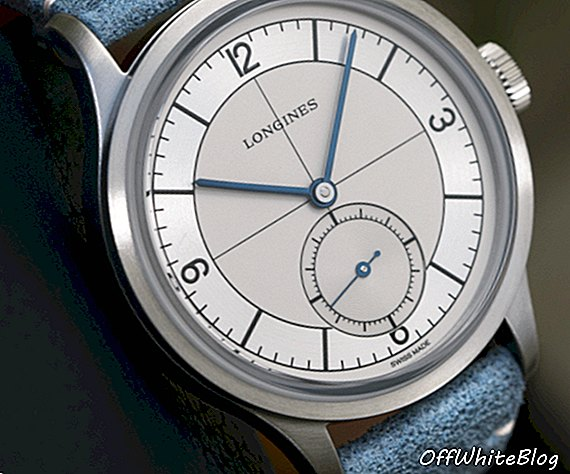 The Longines Heritage Classic مع قرص قطاع
