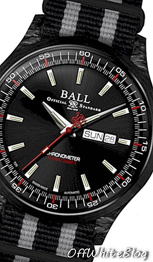 Ball Watch Engineer II Volcano: På grunn av Mu