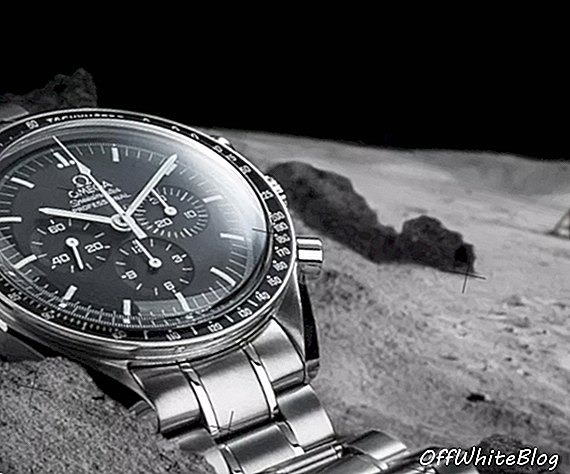 First Man, First Watch - Omega Watches Provenance of Firsts