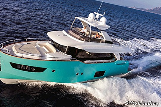 Pregled: Absolute Navetta 58 Yacht