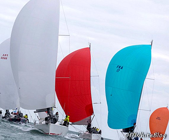Pornic Nautic, Technique Voile Champions bij First Sun Fast World Cup