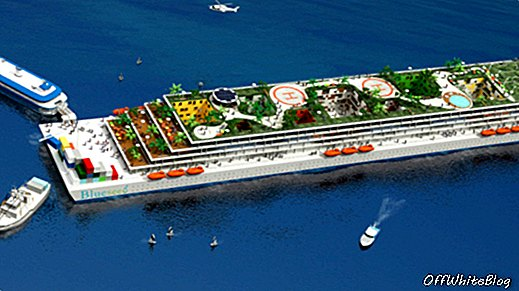 Blueseed, Floating City for Startups