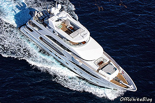 Top 10 Superyacht-lanceringen in Azië 2015