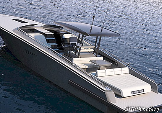 Canados introduceert Gladiator 428 Day Cruiser