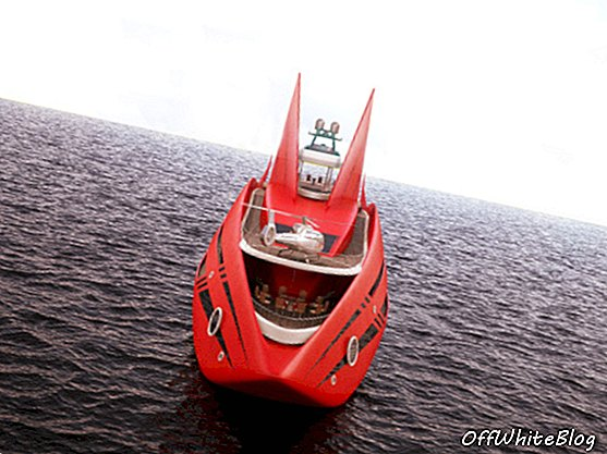 Red Shark SuperYacht