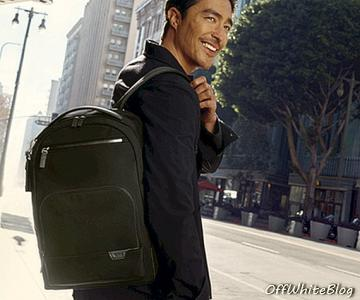 TUMI speelt acteur Daniel Henney in 'Perfecting The Journey' Global Film Series - accessoires
