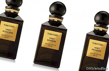 Tom Ford Private Collection: Les Extraits Verts - schoonheid