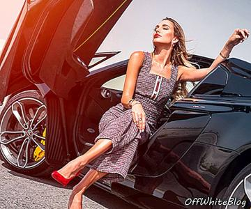 Arabian Gazalles Are Dubai's First-Ever All Women Supercar Club - biler og sykler