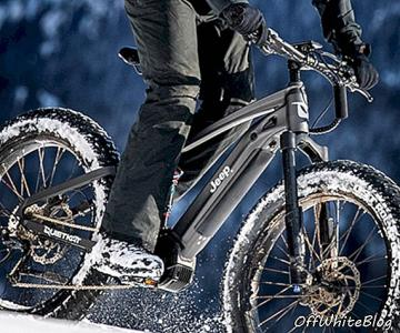 Jeep Colabora Com QuietKat Para A E-Bike De Montanha Off-Road Mais Capaz - carros e motos