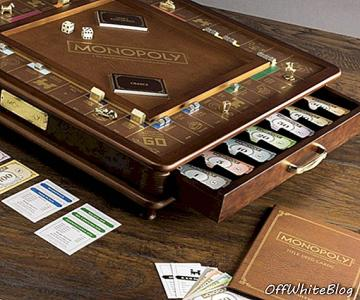 Winning Solutions Monopoly Luxury Edition är den ultimata brädspelens arv - samlar