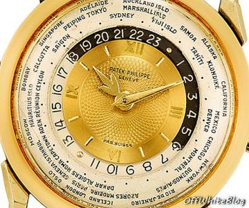 Phillips Hong Kong Watch Auction: LIMA - Penjualan tertinggi di Asia - koleksi