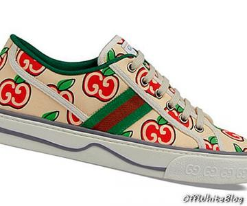 The Iconic 1977 Gucci Tennis Sneaker kembali dalam Seven Colorways New - fesyen