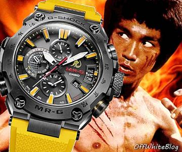 MR-G Bruce Lee Limited Edition: Enduring Values ​​of Casios Top Range G-Shock - Redaktørens valg