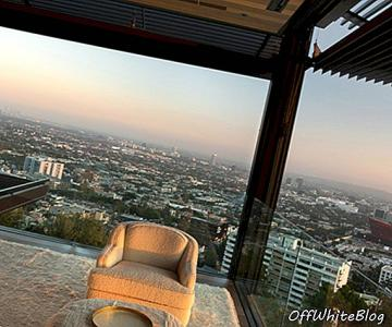 Kipp Nelson je okouzlující Collywood Dream House na Sunset Strip, West Hollywood - interiéry