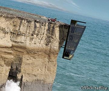 Modscape's Cliff House in Australië is The Definition of Living Life on The Edge - luxe huizen