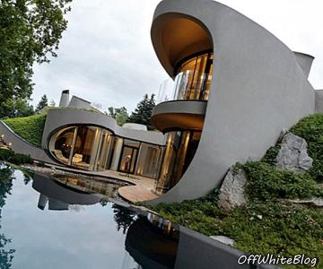Prime Russian Real Estate: Niko Architecture's House In The Landscape - eigenschappen uitgelicht