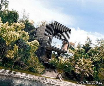 Waterfront Luxury Real Estate Chile Hsü-Rudolphy's Slope House - eigenschappen uitgelicht