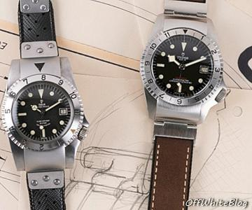 Going Commando - Tudor Black Bay P01 - stijl
