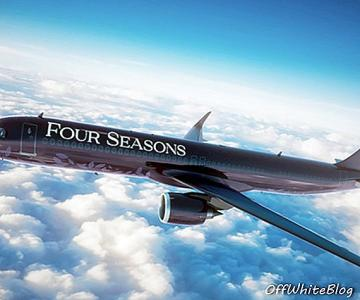 Four Seasons New Private Jet is de $ 138.000 Flying Hotel Experience - reizen