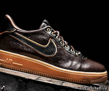 Hautebeast: Nike Air Force 1 Collabs with Jack Daniel's - العافية