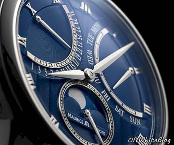 Retrograde Motion - Maurice Lacroix Masterpiece Moonphase Retrograde - verden av klokker (wow)
