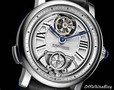 Cartier Minute Repeater Часы Flying Tourbillon - мир часов (вау)