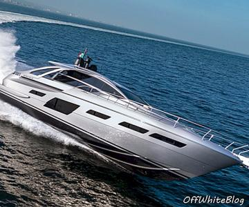 Pershing's 7-knoops Leads High-Performance Generation X met 50 knopen - jachten